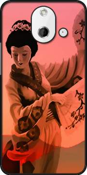 Geisha Honorable Case for HTC One (E8)