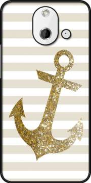 Gold Mariniere Case for HTC One (E8)