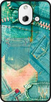 Jeans Case for HTC One (E8)