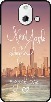 Always New York Case for HTC One (E8)