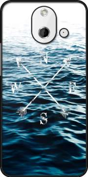 Winds of the Sea Case for HTC One (E8)