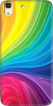 Rainbow Abstract Case for Huawei Honor 4A