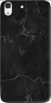 Black Marble Huawei Honor 4A Case