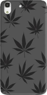 Cannabis Leaf Pattern Case for Huawei Honor 4A