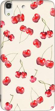 Cherry Pattern Case for Huawei Honor 4A