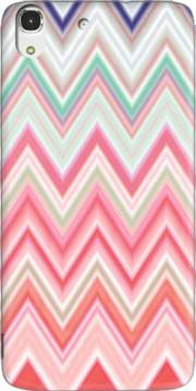 colorful chevron in pink Case for Huawei Honor 4A