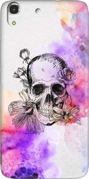 Color skull Case for Huawei Honor 4A