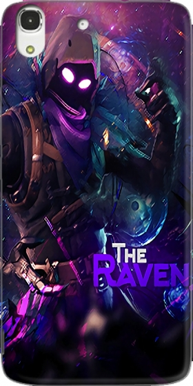 Case Fortnite The Raven for Huawei Honor 4A
