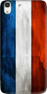Flag France Vintage Case for Huawei Honor 4A