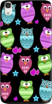 funky owls Case for Huawei Honor 4A