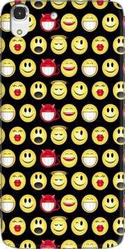funny smileys Case for Huawei Honor 4A