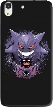 Gengar Evolution ectoplasma Huawei Honor 4A Case