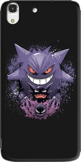 Case Gengar Evolution ectoplasma for Huawei Honor 4A