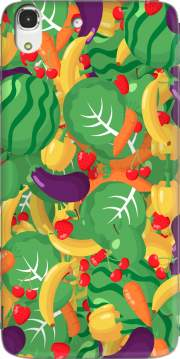 Healthy Food: Fruits and Vegetables V2 Case for Huawei Honor 4A