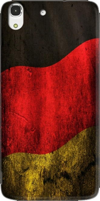 Case Huawei Honor 4A with pictures flag