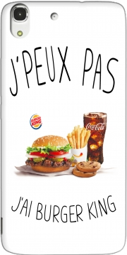 Je peux pas jai Burger King Huawei Honor 4A Case