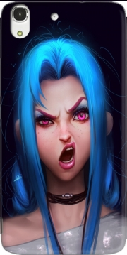 Jinx Lockscreen Huawei Honor 4A Case