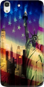Statue of Liberty Case for Huawei Honor 4A