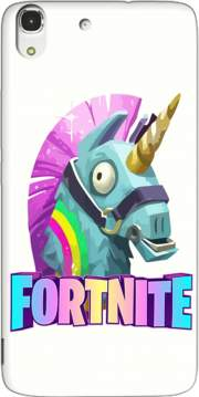 Unicorn video games Fortnite Case for Huawei Honor 4A