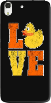 Love Ducks Huawei Honor 4A Case