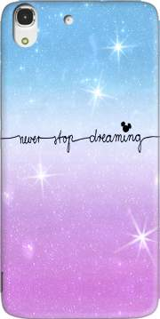 Never Stop dreaming Case for Huawei Honor 4A