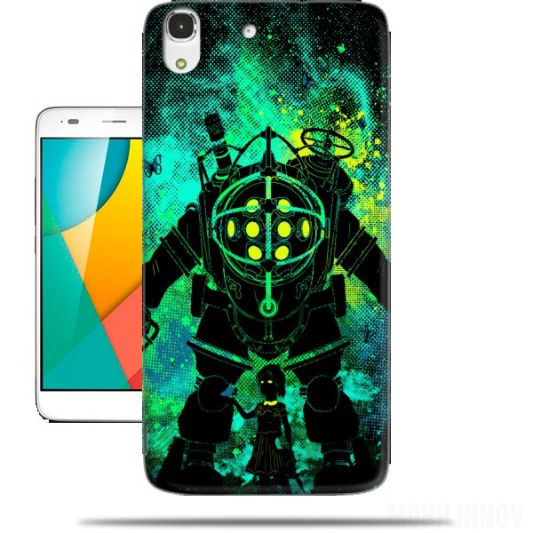 Case Rapture Art for Huawei Honor 4A