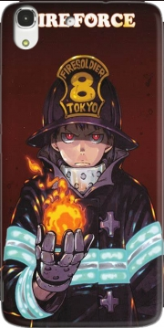 Shinra kusakabe fire force Huawei Honor 4A Case