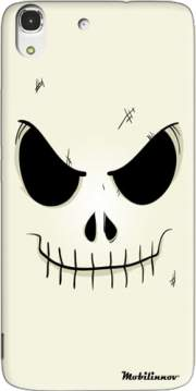 Skeleton Face Case for Huawei Honor 4A