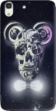 Skull Mickey Mechanics in space Case for Huawei Honor 4A