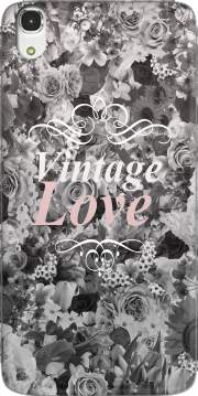 Vintage love in black and white Case for Huawei Honor 4A