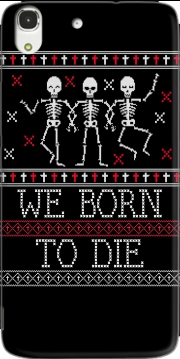 We born to die Ugly Halloween Huawei Honor 4A Case