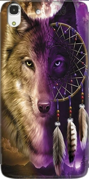 Wolf Dreamcatcher Huawei Honor 4A Case