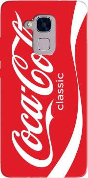 Coca Cola Rouge Classic Case for Huawei Honor 5C / HUAWEI GT3 / Honor 7 Lite
