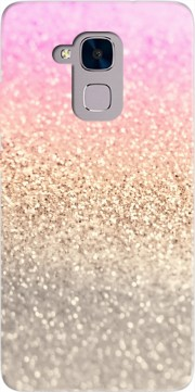 Gatsby Glitter Pink Case for Huawei Honor 5C / HUAWEI GT3 / Honor 7 Lite