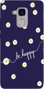 Happy Daisy Case for Huawei Honor 5C / HUAWEI GT3 / Honor 7 Lite