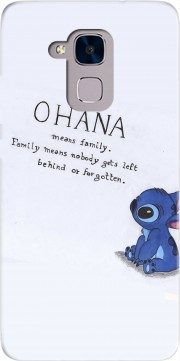 Ohana Means Family Case for Huawei Honor 5C / HUAWEI GT3 / Honor 7 Lite