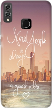 Always New York Case for Honor 8x