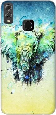 watercolor elephant Case for Honor 8x