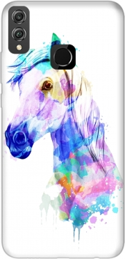 watercolor horse Case for Honor 8x