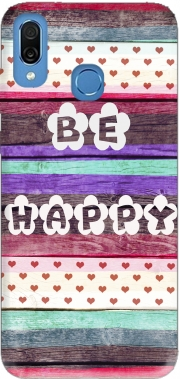 Be Happy Hippie Case for Honor Play Cor-L29