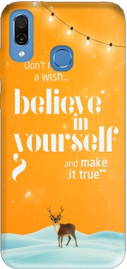 Believe in yourself Honor Play Cor-L29 Case