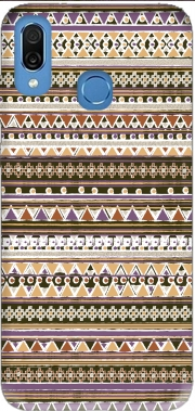 Brown aztec native bandana Case for Honor Play Cor-L29