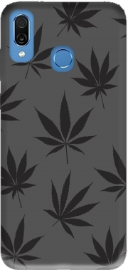 Cannabis Leaf Pattern Case for Honor Play Cor-L29