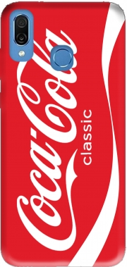 Coca Cola Rouge Classic Case for Honor Play Cor-L29