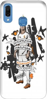 Cristiano Ronaldo Case for Honor Play Cor-L29
