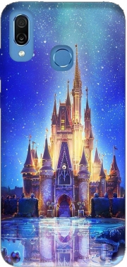 Disneyland Castle Honor Play Cor-L29 Case