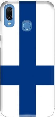 Flag of Finland Case for Honor Play Cor-L29