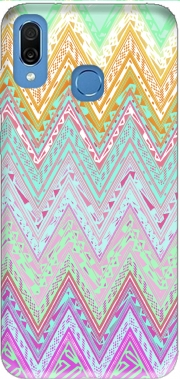 ETHNIC CHEVRON Case for Honor Play Cor-L29