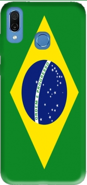 Flag Brasil Case for Honor Play Cor-L29