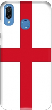Flag England Case for Honor Play Cor-L29